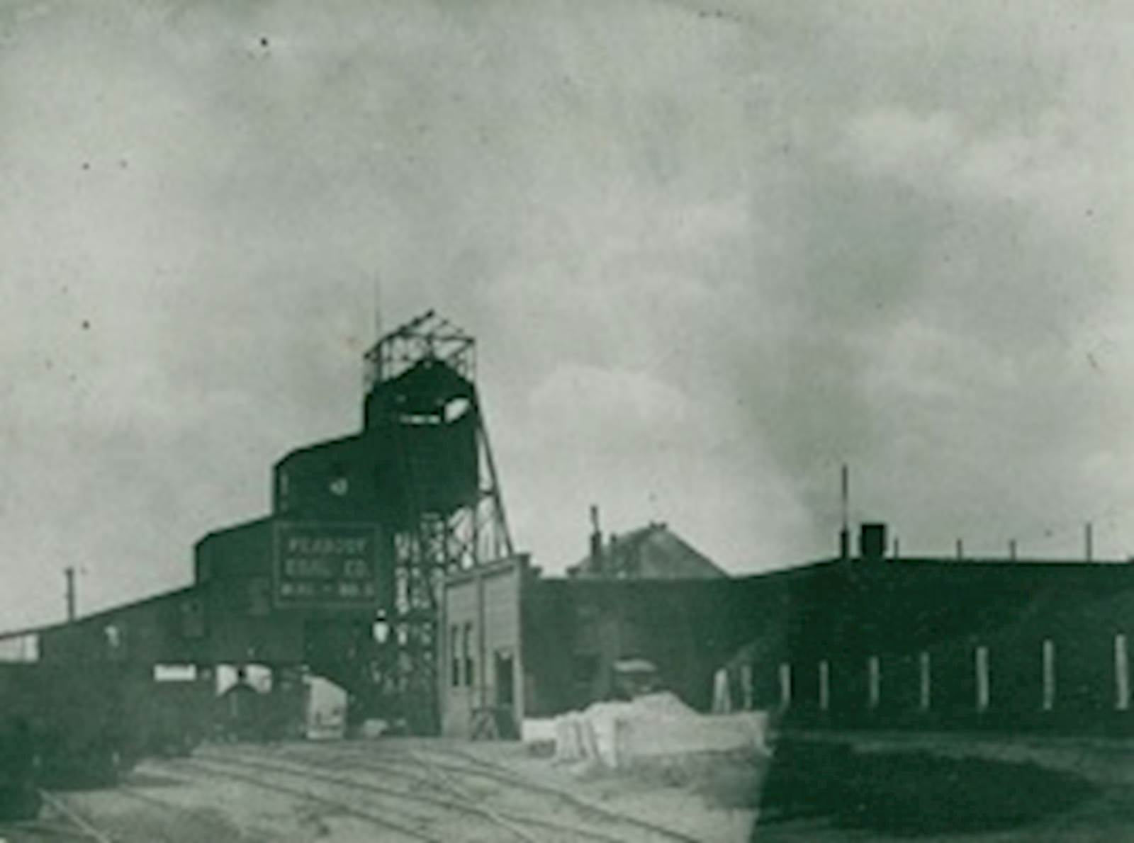Peabody Coal Mine - Village of Sherman, Illinois - image