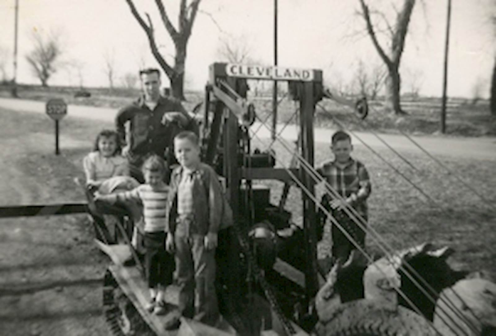 Catlin and Renfro Kids - Village of Sherman, Illinois - image