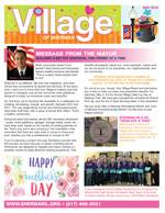 May 2018 Village Newsletter for Sherman, Illinois